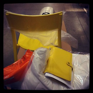 IKEA trip, #yellow chair caught my eye. For #365days project, 107/365.