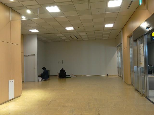 バスタ新宿の売店予定地は国道20号 (26)