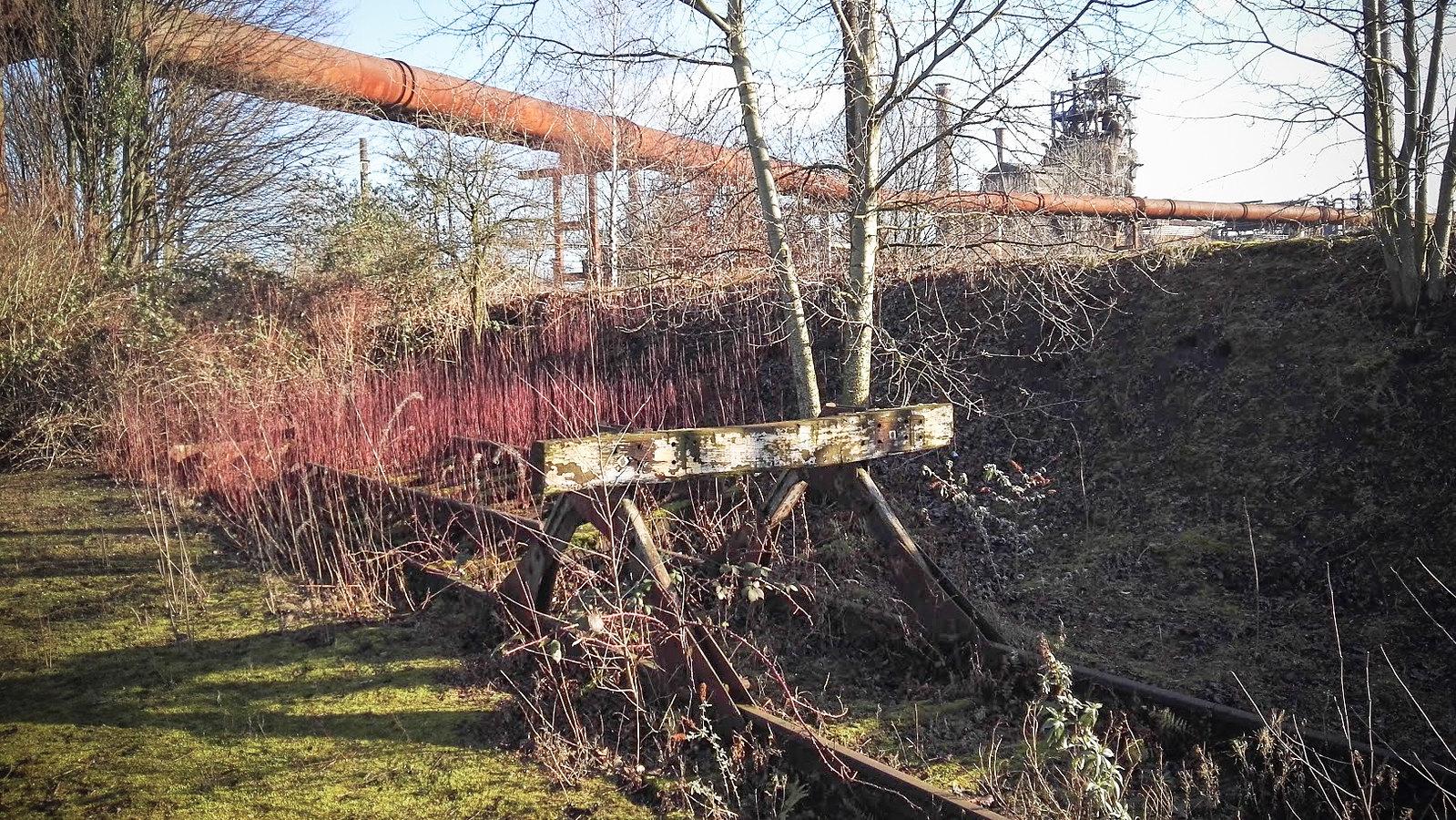 Landscape Park Duisburg Nord