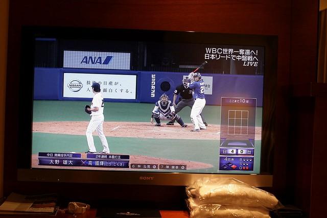 在日本看直播 結果被慘電
