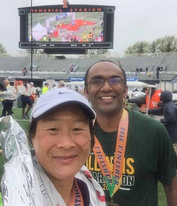 #Marathon Four is in the books
