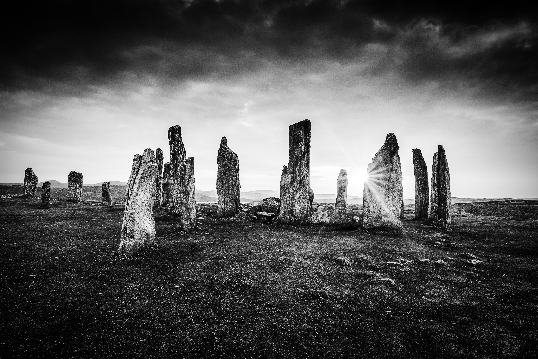 Callanish Stones Mono