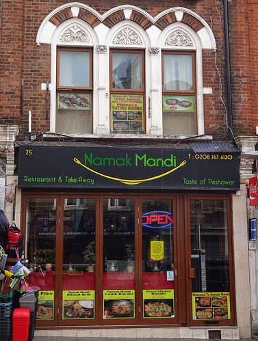 Namak Mandi, Tooting, London SW17