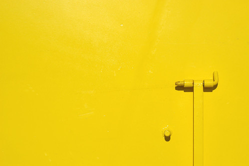 Color Triptychon - Yellow | by crosslens