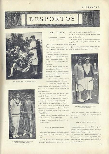 Ilustração, No. 6, Março 16 1926 - 16