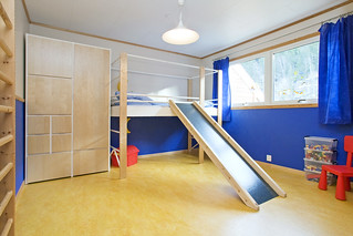 Lachmannsvei 39C - childrens bedroom/barnerom | by Oyvind Solstad