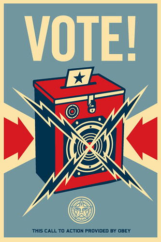 Vote! | by spaceninja