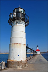 St. Joseph Michigan Lighthouse | by Tom Gill.