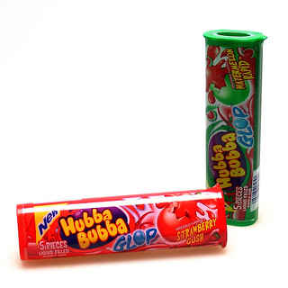 Hubba Bubba Glop - Watermelon & Strawberry | by cybele-