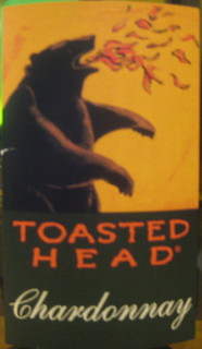 Toasted Head 2006 Chardonnay (front) | by 2 Guys Uncorked