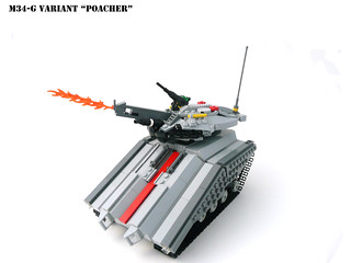 "M34-G Variant ""Poacher"" 