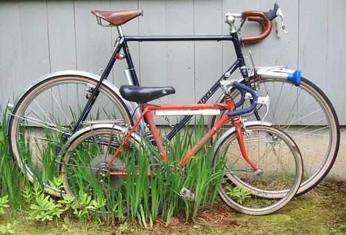 My 2 bikes for Classic rendezvous Weekend | by jp weigle