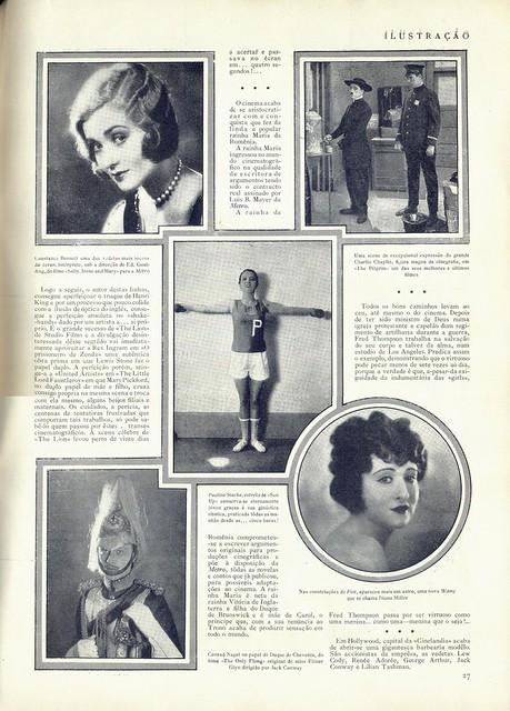 Ilustração, No. 6, Março 16 1926 - 28