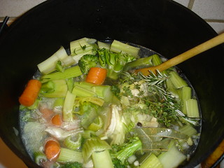 Making vegetable stock | by chrisfreeland2002