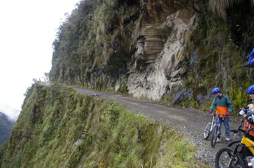 World's most dangerous road | by liako