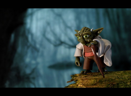 Denizen of Dagobah | by Inanimate Life Photography
