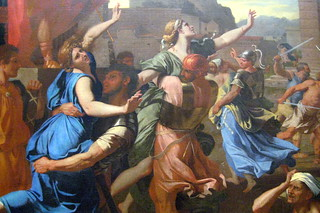 NYC - Metropolitan Museum of Art - Abduction of the Sabine Women | by wallyg