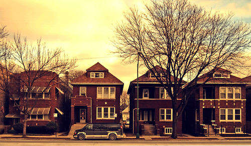 4 houses on damen