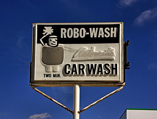 ROBO-WASH | by FotoEdge