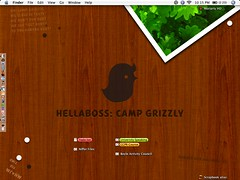 HellaBoss: Camp Grizzly | by mathewh