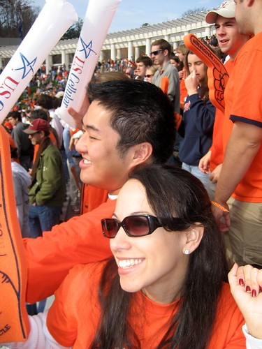 UVA v. Miami Football 2006