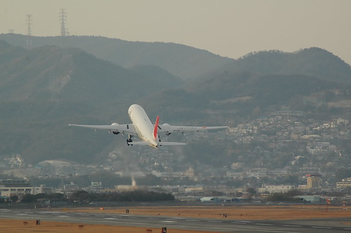 airplane JAL | by a.koto