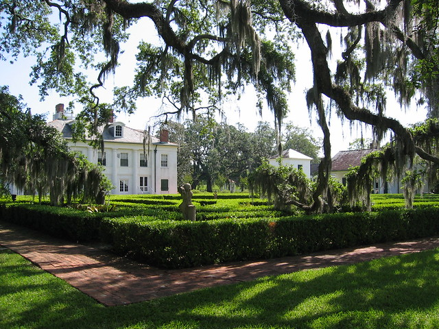 Roots 2016 Location, Evergreen Plantation, Wallace, Louisiana