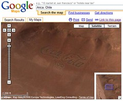 Coca Cola Logo in Google Maps | by Si1very
