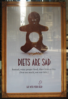 diets are sad | by Lauren Manning
