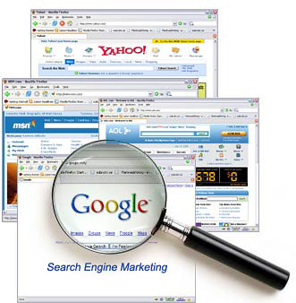 search engine marketing consultant<br>