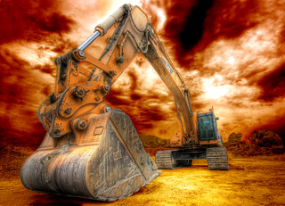 The Excavator | by dfworks