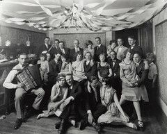 flapper party | by hansom cab