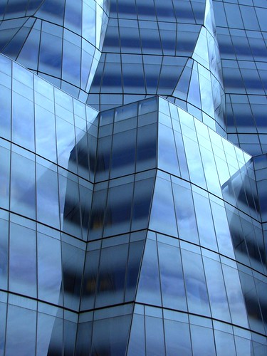 Manhattan Building Abstract | by DynamicImage