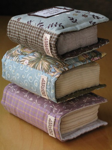 Little Books | by PatchworkPottery