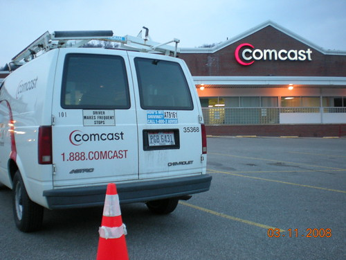 Comcast | by u2acro