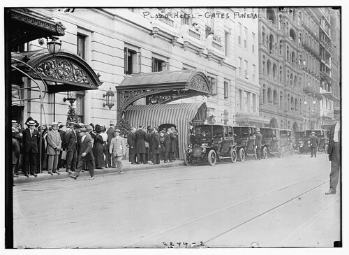 Plaza Hotel - Gates Funeral  (LOC) | by The Library of Congress