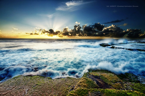 Turimetta Sunrise | by Christopher Chan