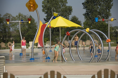Water Park At The Parkview Ymca Allen County Fort