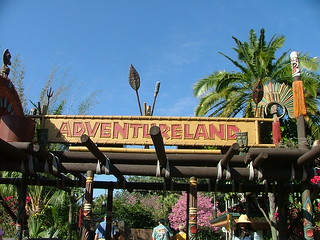 Walt Disney World Orlando Florida theme park  and rides  Magic Kingdom Adventureland Jungle Cruise  DSCF2343 | by mrchriscornwell