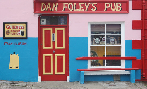 Dan Foley's Pub,County Kerry, Ireland | by Mick Hunt Photography