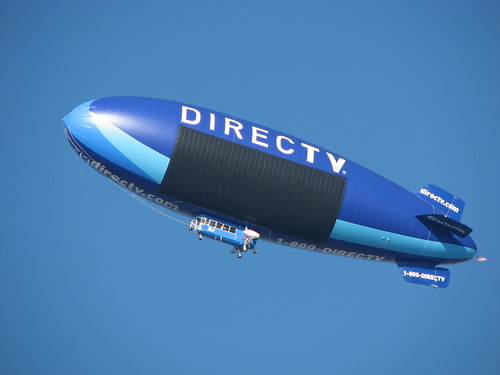DirecTV Blimp | by brianc