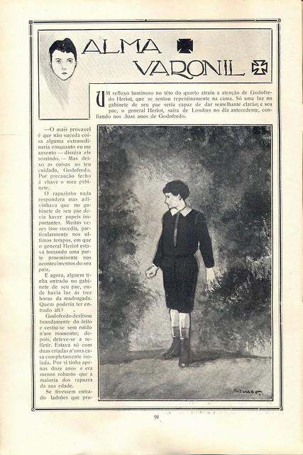 Ilustração Portugueza, No. 466, January 25 1915 - 3