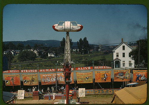 At the Vermont state fair, Rutland  (LOC) | by The Library of Congress