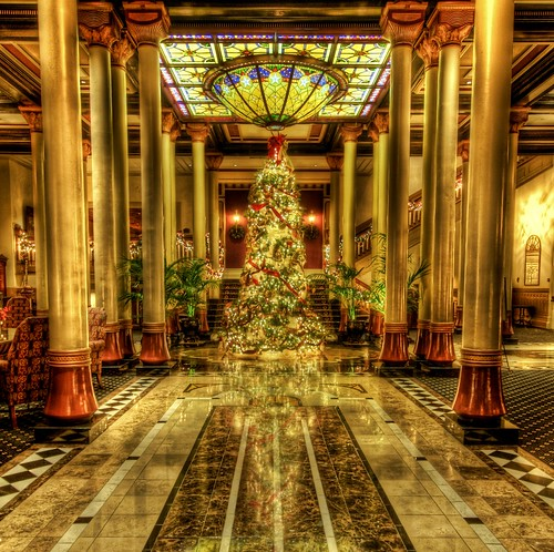 Christmas in the Driskill | by Stuck in Customs