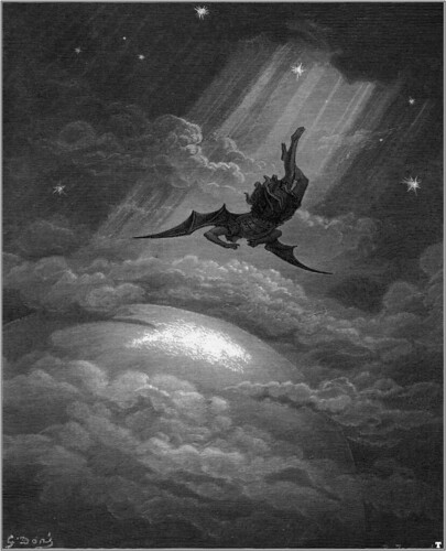 DORÉ, Gustave Illustration for John Milton's Paradise Lost 1866 | by carulmare