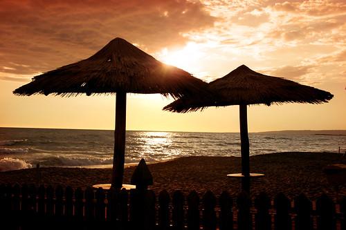 Spiaggia - Marina di Cerveteri (Roma)   Sempre camminerò