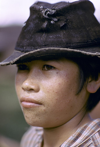 Portrait of young boy. Colombia | by World Bank Photo Collection