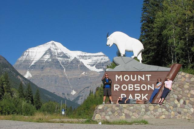 Mount Robson, 13 Sep 2007