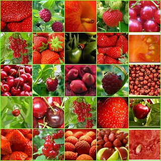 red + green fruits / vegetables | by Veri's kleiner Winkel