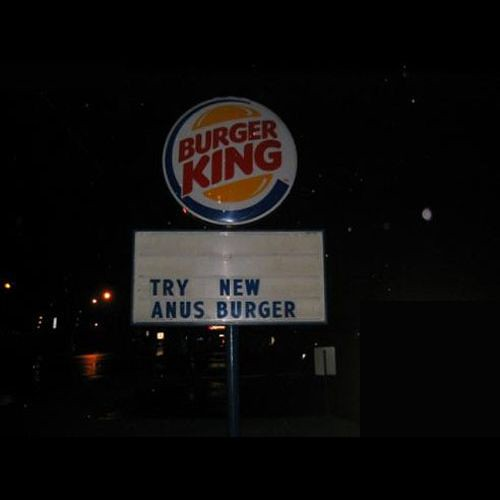 New Anus Burger | by Mr Miyagi